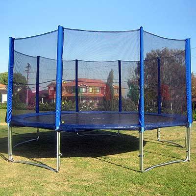 14FT Round Trampoline Net