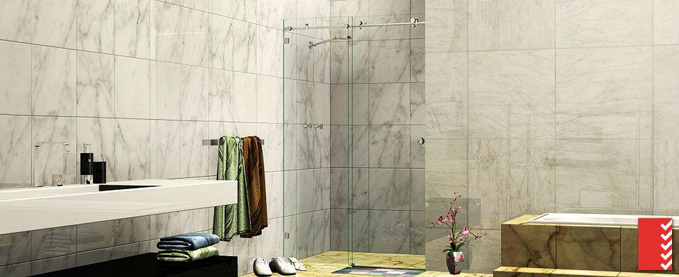Sliding Door Shower Screens