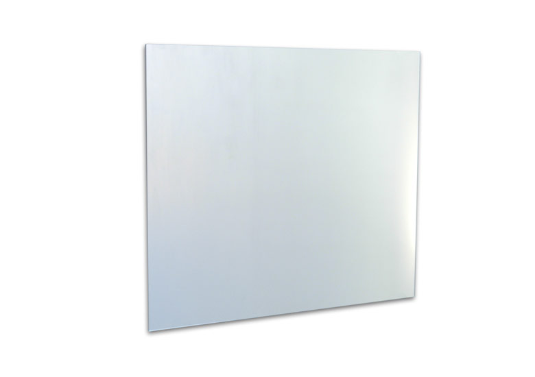 Custom frameless mirrors made to suit your bathroom needs.