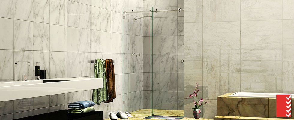 Sliding Door Shower Screens
