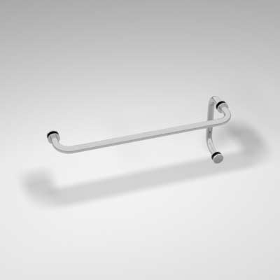 Shower Screen TowelBar and Pull Handle
