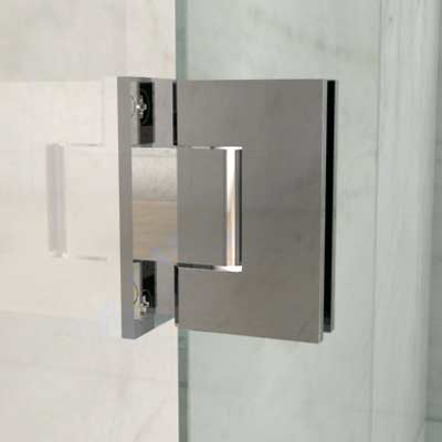 Frameless Shower Screen Wall Mount Hinge