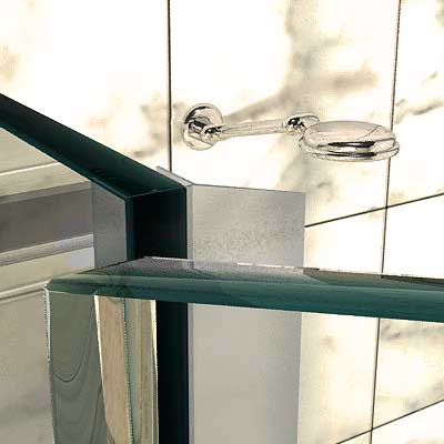 Shower Door Water Seal
