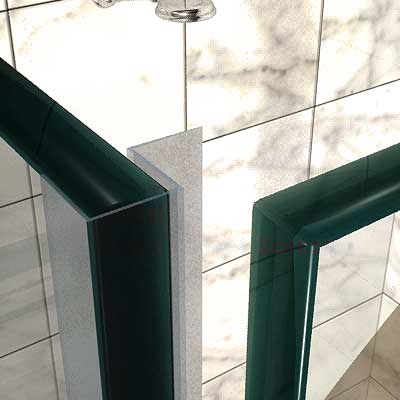 Shower Door Water Seal